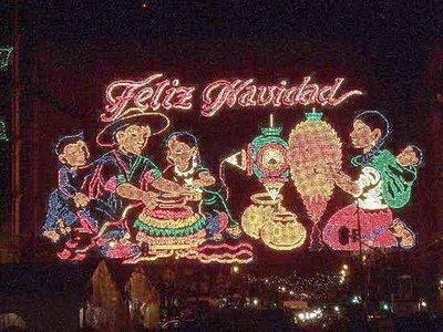 christmas in mexico Feliz Navidad