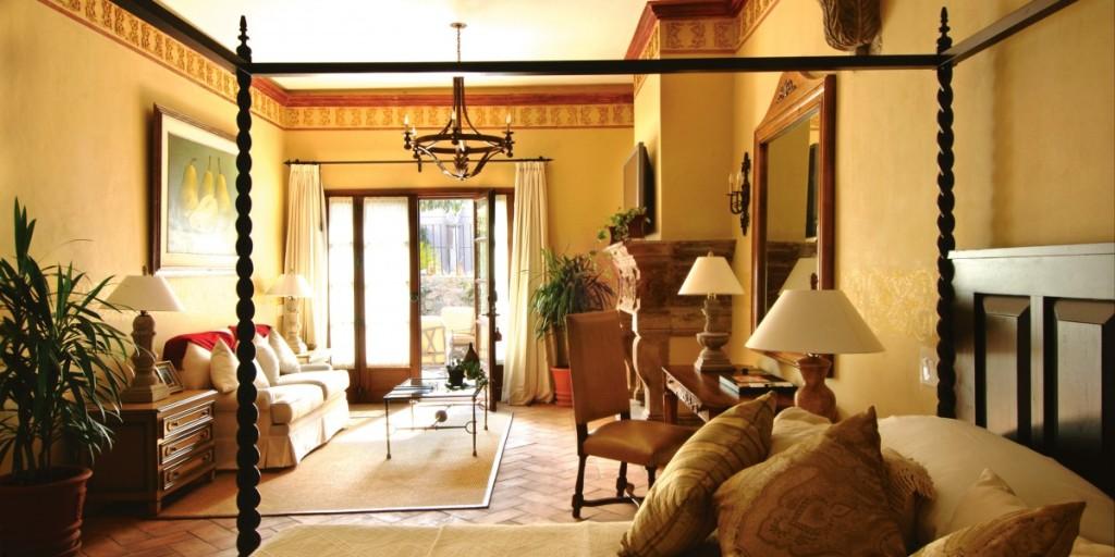 Mexico San Miguel de Allenda Belmond Casa de Sierra Nevada San Miguel Bedroom